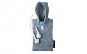 iPod Classic Hoodies - Graue Schutzhülle