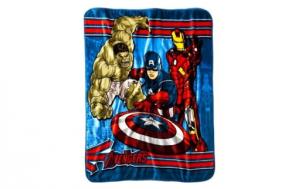 suche lustiges geschenk für mann - Marvel's The Avengers Decke