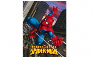 suche lustiges geschenk für mann - Polarfleecedecke Spiderman