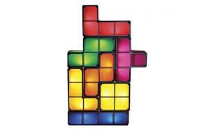 tetris Lampe Geschenkidee für Gamer