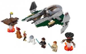 was soll ich verschenken - LEGO Star Wars + Anakins Jedi Interceptor