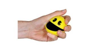 was soll ich verschenken - Pac-Man Anti-Stress-Ball